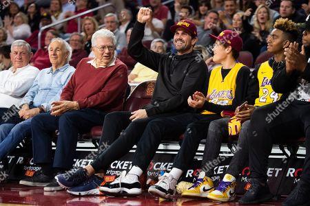 Editorial photo of Utah USC Basketball, Los Angeles, USA - 30 Jan 2020