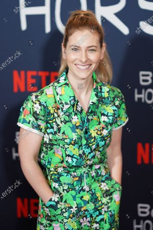 Editorial picture of Netflix's 'BoJack Horseman' Final Episodes Photo Call, Arrivals, Egyptian Theatre, Los Angeles, USA - 30 Jan 2020