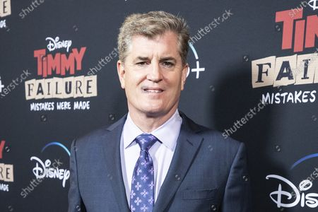 Editorial photo of Timmy Failure: Mistakes Were Made premiere in Hollywood, USA - 30 Jan 2020