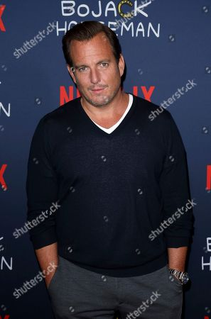 """Will Arnett attends the """"BoJack Horseman"""" Final Episodes Photo Call at The Egyptian Theatre Hollywood, in Los Angeles"""