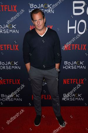 """Stock Picture of Will Arnett attends the """"BoJack Horseman"""" Final Episodes Photo Call at The Egyptian Theatre Hollywood, in Los Angeles"""