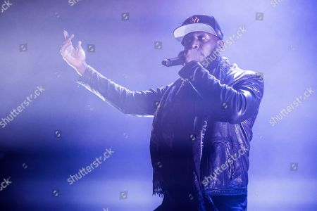 Editorial picture of Talib Kweli in concert at Islington Assembly Hall, London, UK - 30 Jan 2020