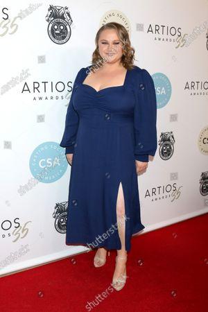 Editorial photo of 35th Annual CSA Artios Awards, Arrivals, Los Angeles, USA - 30 Jan 2020