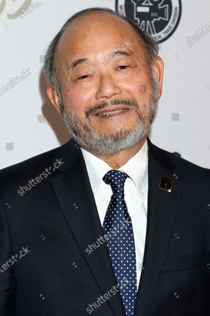 Stock Picture of Clyde Kusatsu