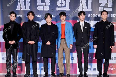Lee Je-hoon, Ahn Jae-hong, Choi Woo-sik, Yoon Sung-hyun, Park Jung-min, Park Hae-soo