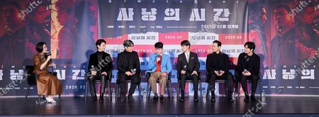 Lee Je-hoon, Ahn Jae-hong, Choi Woo-sik, Park Jung-min, Park Hae-soo, Yoon Sung-hyun