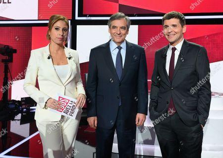 Editorial photo of 'Vous avez la Parole' TV show, Paris, France - 30 Jan 2020