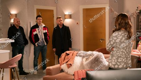 Editorial photo of 'Coronation Street' TV Show UK - 2020
