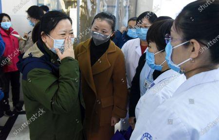 Editorial photo of Coronavirus outbreak, China - 30 Jan 2020