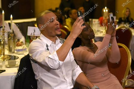 Chris Eubank Jnr during a Boxing Show at the Millenium Gloucester Hotel on 30th January 2020