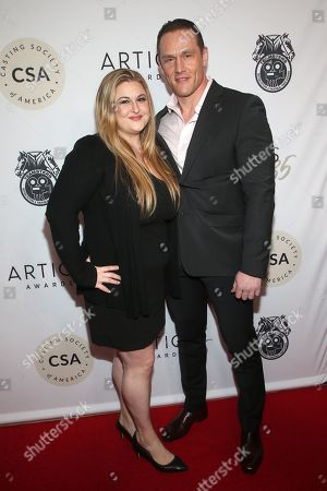 Editorial photo of 35th Annual CSA Artios Awards, Arrivals, Los Angeles, USA - 30 Jan 2020