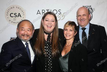 Clyde Kusatsu, Camryn Manheim, Gabrielle Carteris