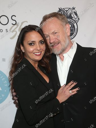 Allegra Riggio, Jared Harris