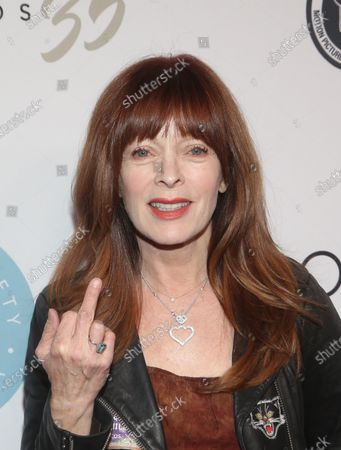 Stock Photo of Frances Fisher