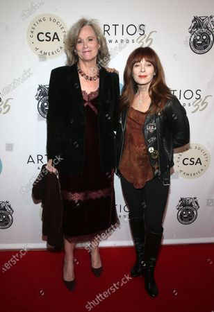 Editorial image of 35th Annual CSA Artios Awards, Arrivals, Los Angeles, USA - 30 Jan 2020