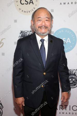 Stock Image of Clyde Kusatsu