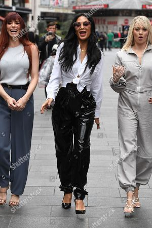Stock Photo of Jessica Sutta, Nicole Scherzinger, Kimberly Wyatt