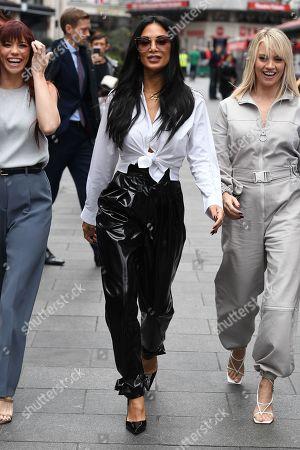 Stock Image of Jessica Sutta, Nicole Scherzinger, Kimberly Wyatt