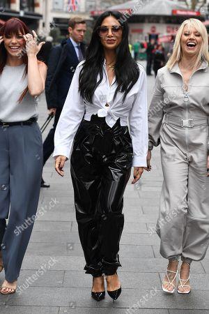 Jessica Sutta, Nicole Scherzinger, Kimberly Wyatt