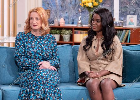 Editorial image of 'This Morning' TV show, London, UK - 31 Jan 2020