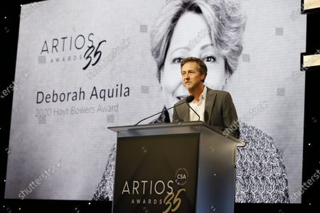 Editorial picture of 35th Annual CSA Artios Awards, Show, Los Angeles, USA - 30 Jan 2020