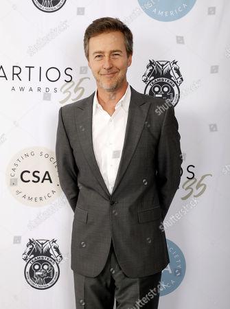 Editorial image of 35th Annual CSA Artios Awards, Press Room, Los Angeles, USA - 30 Jan 2020