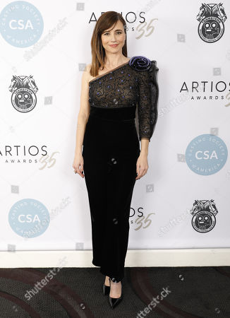 Editorial photo of 35th Annual CSA Artios Awards, Press Room, Los Angeles, USA - 30 Jan 2020