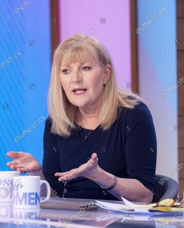 Editorial picture of 'Loose Women' TV show, London, UK - 31 Jan 2020
