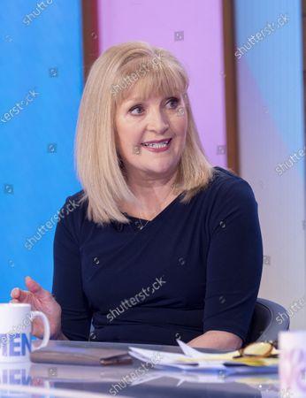 Editorial photo of 'Loose Women' TV show, London, UK - 31 Jan 2020
