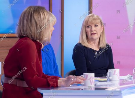 Kaye Adams, Linda Robson, Cathy Shipton
