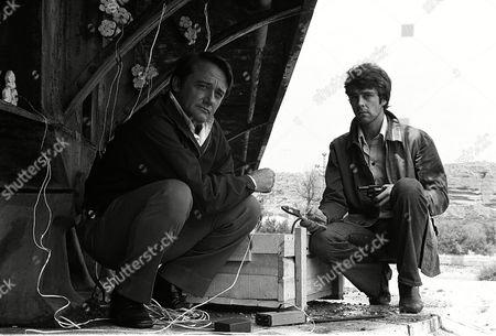 'The Protectors' TV Series - 1974 - The Bridge - Richard Morant, Robert Vaughn.