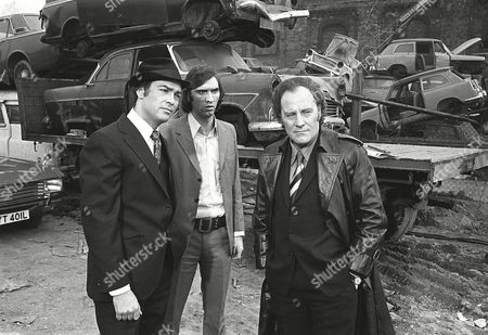 'The Protectors' TV Series - 1974 - Blockbuster - Stanley Meadows
