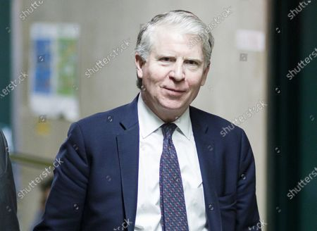 Manhattan District Attorney Cyrus Vance Jr. arrives to attend Harvey Weinstein's sexual assault trial at New York State Supreme Court in New York, New York, USA, 31 January 2020. The trial, which is in its second week, is based on sexual assault and rape allegations of two separate women.