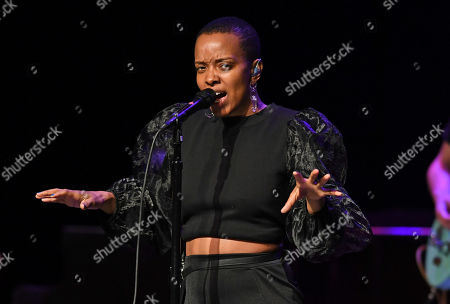 Stock Picture of Jamila Woods