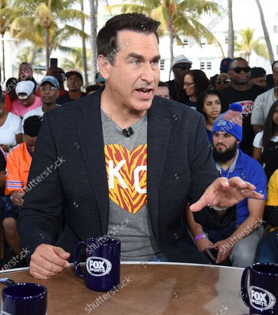 Exclusive - Rob Riggle