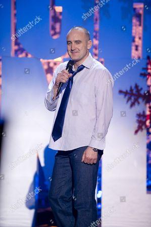 Irish comedian Jimeoin