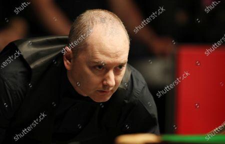 Graeme Dott (SCO)  / Sport / Snooker Billard / Berlin German Masters Tempodrom / 30.01.2020 /