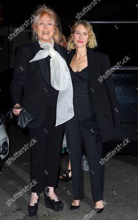 Stock Image of Deborra-Lee Furness and Naomi Watts