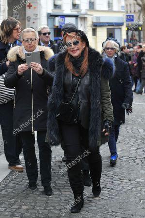 Stock Image of Julie Pietri