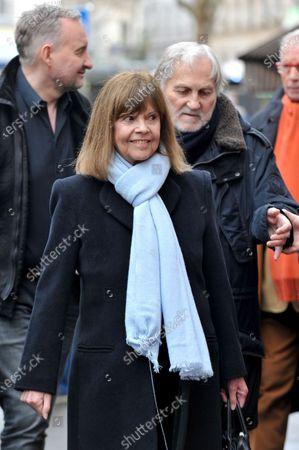 Stock Photo of Chantal Goya