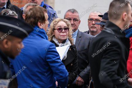 Stock Picture of Grace de Capitani
