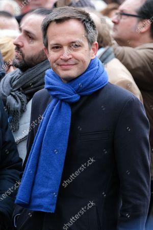 Stock Image of Pierre-Yves Bournazel