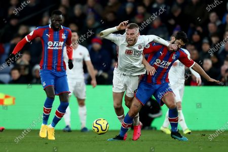 Editorial image of Crystal Palace v Sheffield United, Premier League, Football, Selhurst Park, London, UK - 01 Feb 2020