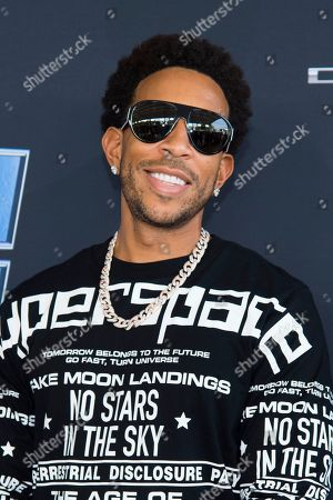 """Ludacris attends the the Road to """"Fast & Furious 9"""" Concert at Maurice A. Ferré Park, in Miami, Fla"""