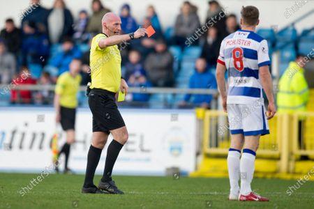Editorial photo of Morton v Dundee, Scottish Championship, Football, Cappielow, Greenock, Scotland, UK - 01 Feb 2020