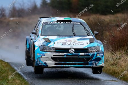 Editorial photo of Irish Tarmac Rally Championship, Galway International, Motorsport, Galway, Ireland