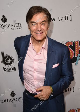 Stock Image of Dr. Dr Mehmet Oz