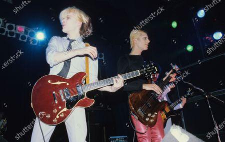 Japan - Mick Karn and David Sylvian
