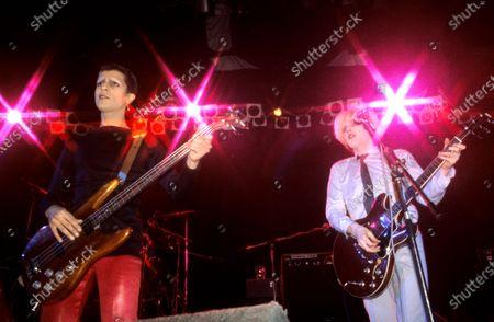 Editorial image of Japan in concert at The Lyceum, London, UK - December 1980