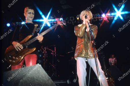 Editorial picture of Japan in concert at The Lyceum, London, UK - December 1980